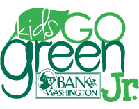 Kids Go Green Jr. logo
