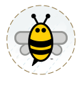 Bumble bee icon