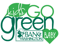 Kids Go Green Baby logo